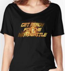 tekken - get ready for Women's Relaxed Fit T-Shirt