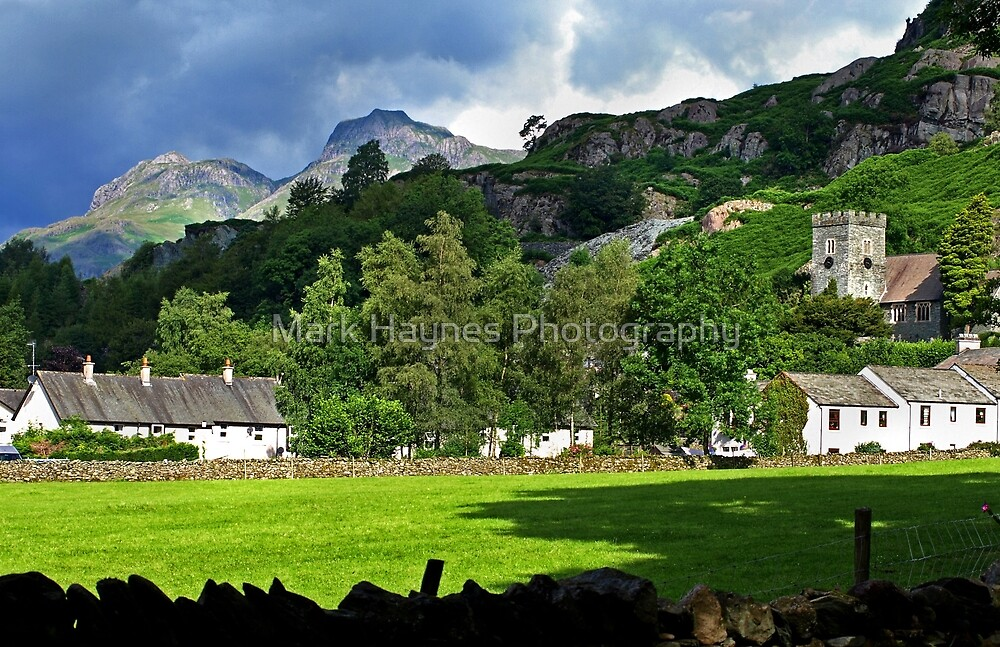 Chapel Stile - Under The Mountain by Mark Haynes Photography