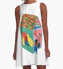 Float A-Line Dress