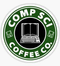 Comp Sci Coffee Co. Sticker