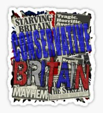 CONSERVATIVE BRITAIN Sticker