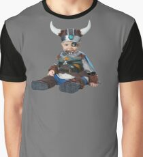 Viking Android  Graphic T-Shirt