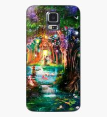 The Butterfly Ball Case/Skin for Samsung Galaxy