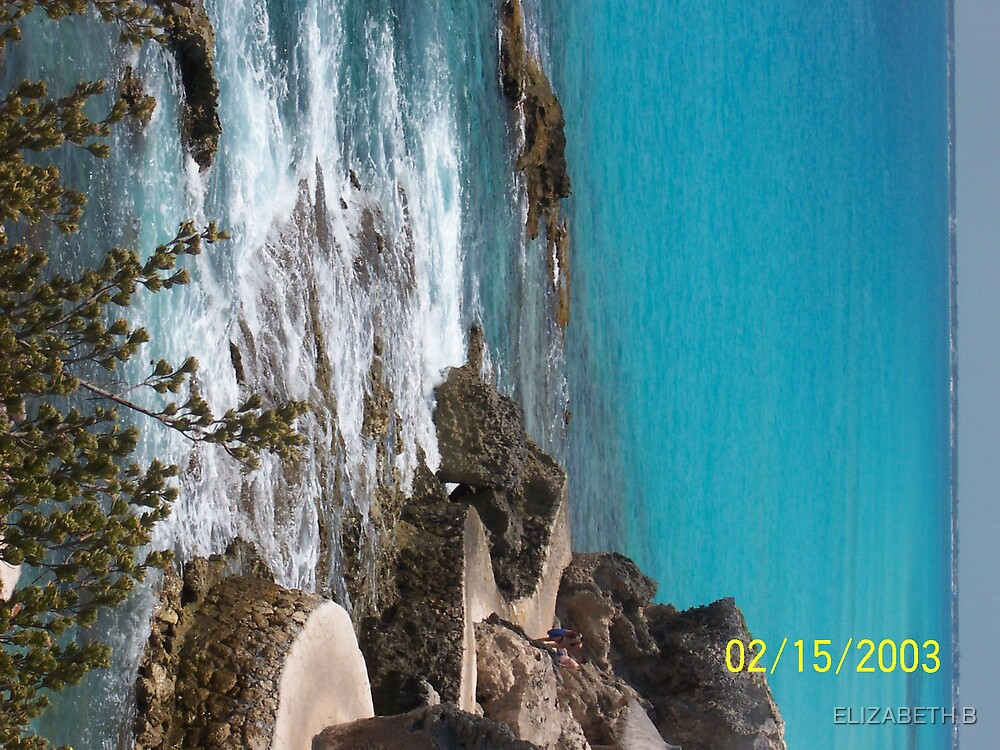 OCEAN SIDE by ELIZABETH B