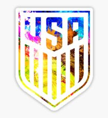 us team Sticker