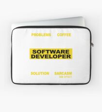 SOFTWARE DEVELOPER Laptop Sleeve