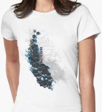 Reaction - Boneyard Women's Fitted T-Shirt