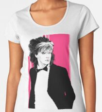 John Taylor, Duran Duran  Women's Premium T-Shirt