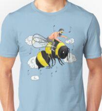 Flight of the Bumblebee by Nicolai Rimsky-Korsakov Unisex T-Shirt