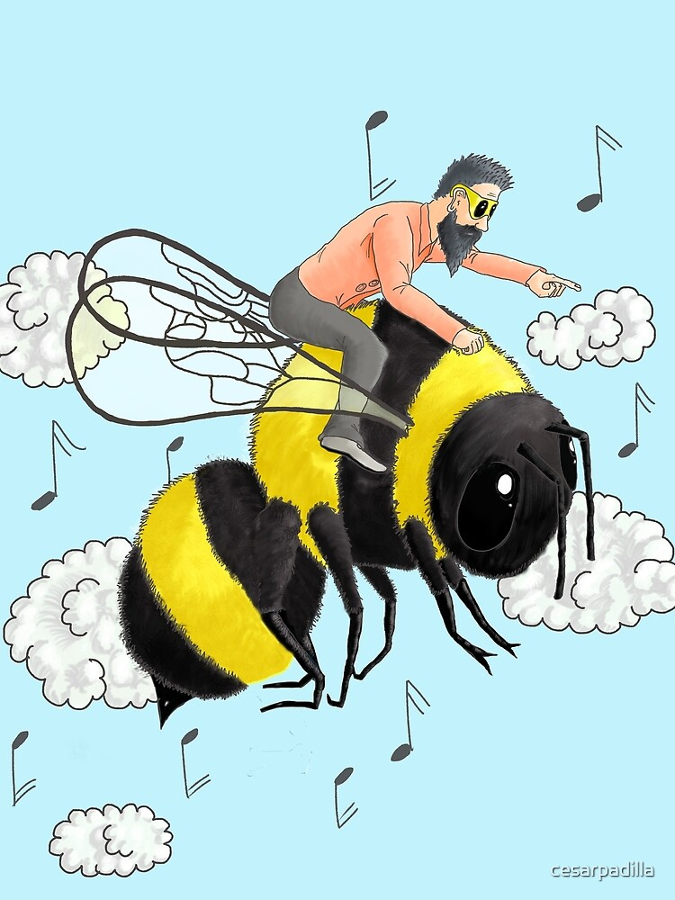 "Flight of the Bumblebee by Nicolai Rimsky-Korsakov"" Graphic T ..."