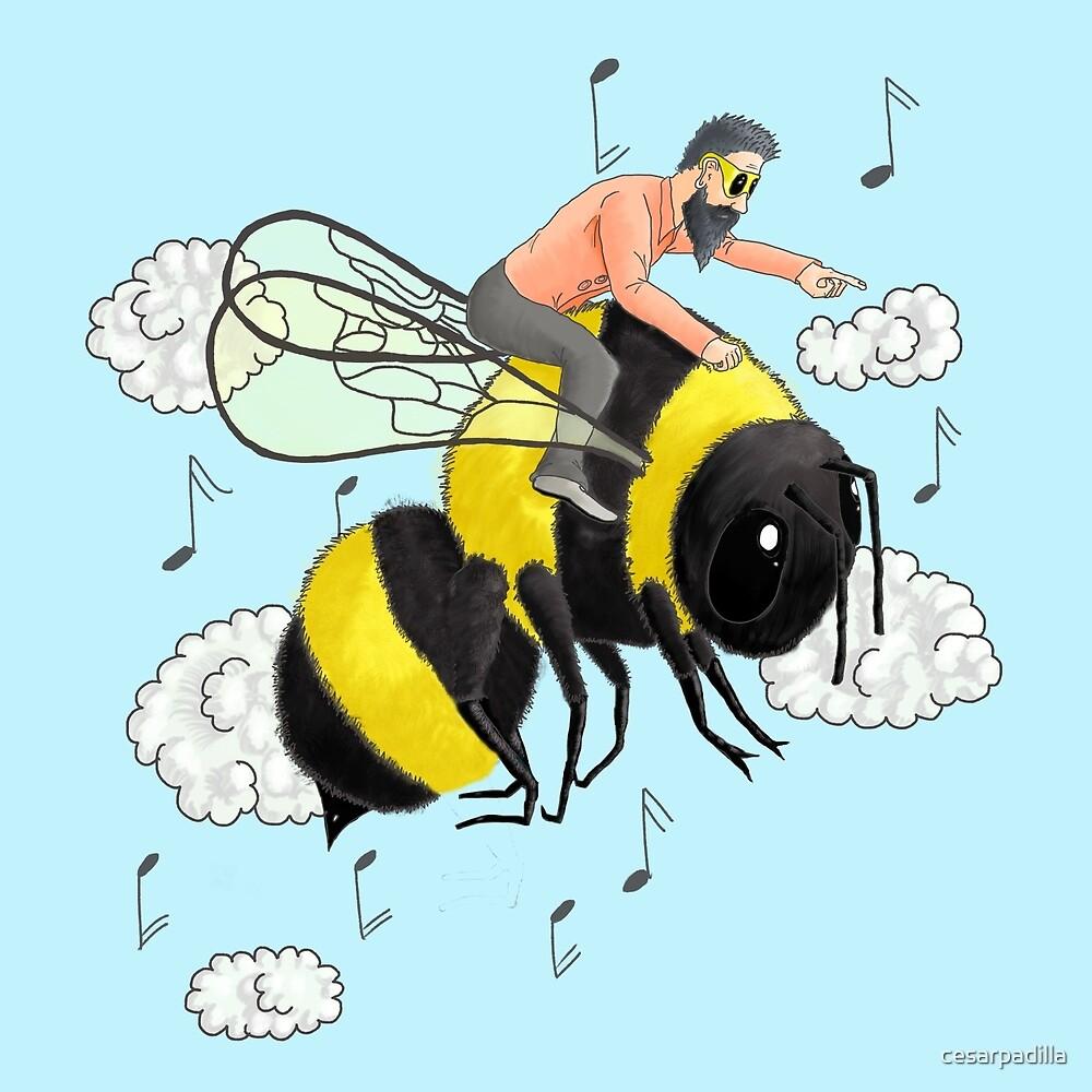 Flight of the Bumblebee by Nicolai Rimsky-Korsakov by cesarpadilla