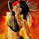 Firestorm by Drummy