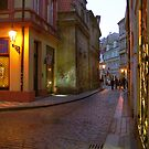 Prague Old Town Night 48 by culturequest