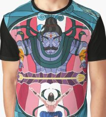 Arjuna's Penance Graphic T-Shirt