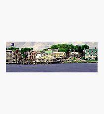 Swansboro Waterfront Photographic Print