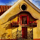 Yellow House in Kampa by culturequest