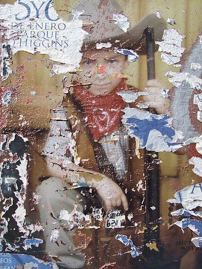 Cowboy by John Douglas