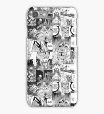 Thief King Bakura collage iPhone Case/Skin