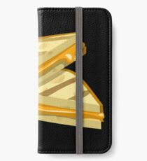 Glitch Food grilled cheese iPhone Flip-Case/Hülle/Klebefolie