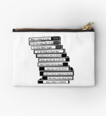 Brooklyn 99 Sex Tapes Studio Pouch