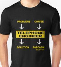 TELEPHONE ENGINEER Unisex T-Shirt