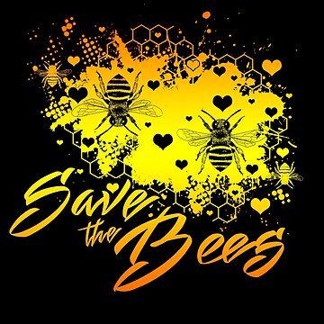 Save the Bees by galacticrad