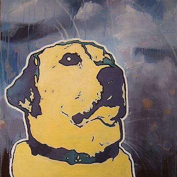Buddy the Wonderdog by ladybirdworks
