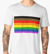 The New Pride Flag Men's Premium T-Shirt
