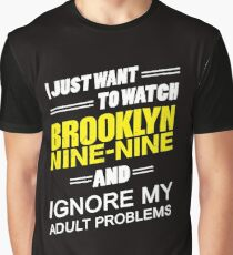 Ignore My Adult Problems.. Graphic T-Shirt