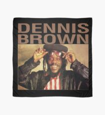The Almighty Dennis Brown Scarf