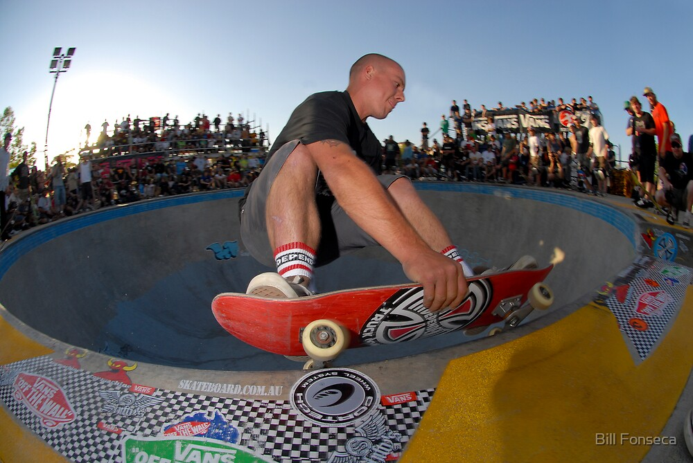 Tom Reeves (Canberra Bowl) by Bill Fonseca