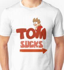 Tom Sucks (Matching T-Shirt- 1 of 2) T-Shirt