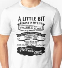 Ein bisschen Regina ... Slim Fit T-Shirt