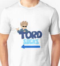 Tord Sucks (Matching T-Shirt- 2 of 2) T-Shirt