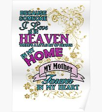 Missing Mother, Forever in my Heart Poster