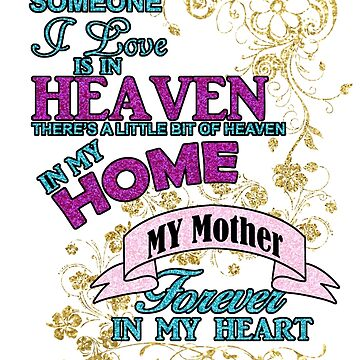 Missing Mother, Forever in my Heart by Jeditwins
