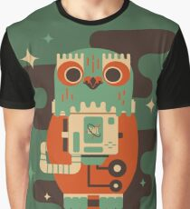 Owlstranaut Graphic T-Shirt