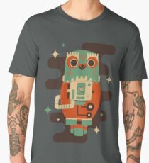 Owlstranaut Men's Premium T-Shirt