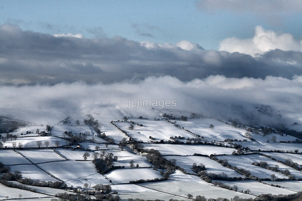 Snowly HIlls by jcjimages
