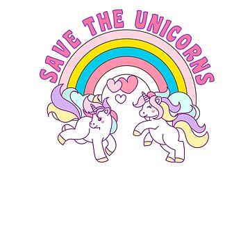 Save the Unicorns by ridethewave
