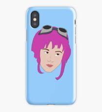 Scott Pilgrim Ramona iPhone Case/Skin
