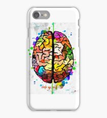Make up your Mind iPhone Case/Skin