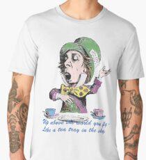 The Mad Hatter Men's Premium T-Shirt