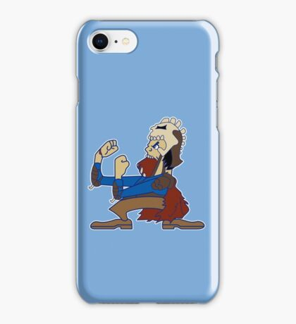 Evil Fighting Ash iPhone Case/Skin