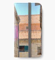 Washing Line iPhone Wallet/Case/Skin