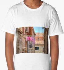 Washing Line Long T-Shirt