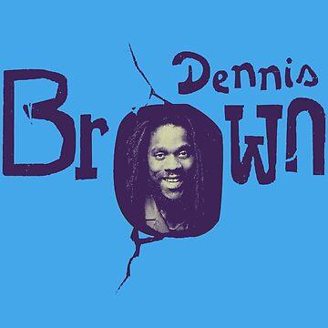 Dennis Brown : Smile Jamaica by willpete