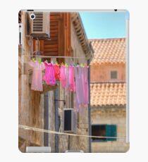 Washing Line iPad Case/Skin