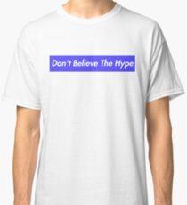 DBTH - Blue Box Logo Classic T-Shirt