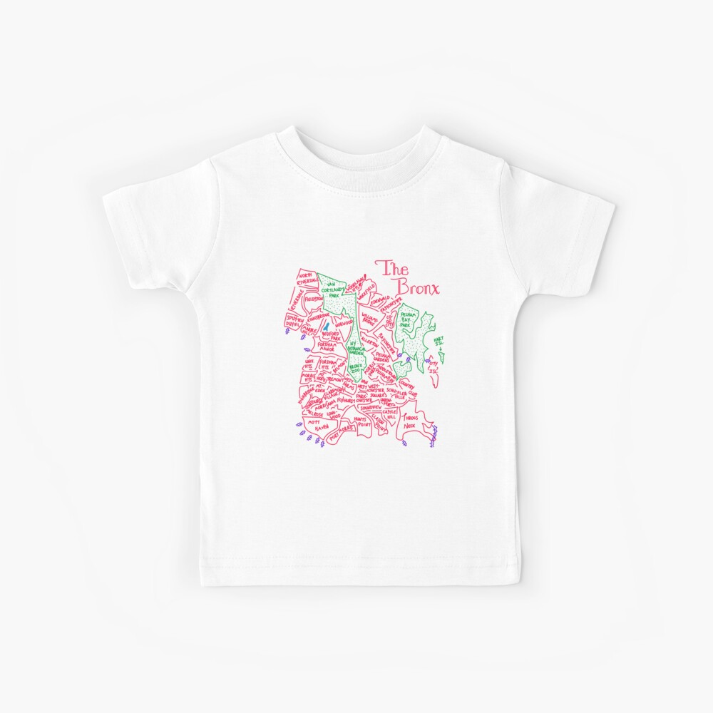 Die Bronx Kinder T-Shirt